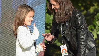 A role of a lifetime: Raising Suri Cruise is Katie Holmes' biggest pride
