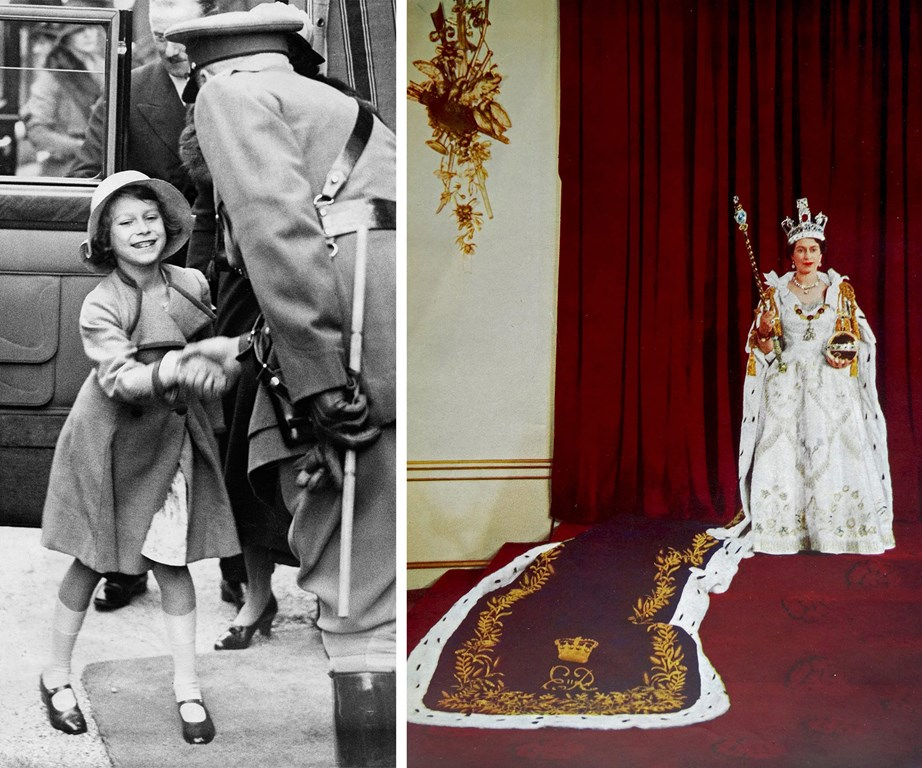 "It has been noted that as an intelligent little girl, the then-Princess knew she was meant to be a leader. Princess Margaret is believed to have asked her sister if she was the next Queen, to which Elizabeth responded: ""Yes, someday!"" Young Margaret was quick to declare: ""Poor you!"""