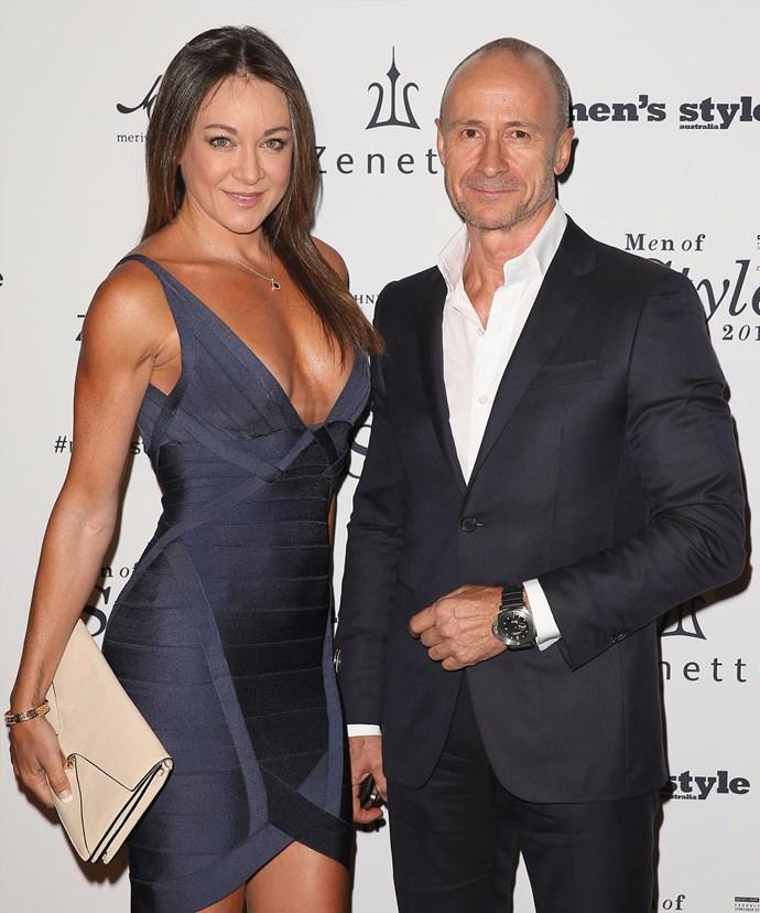Michelle split from former-husband, Bill Moore in 2013.