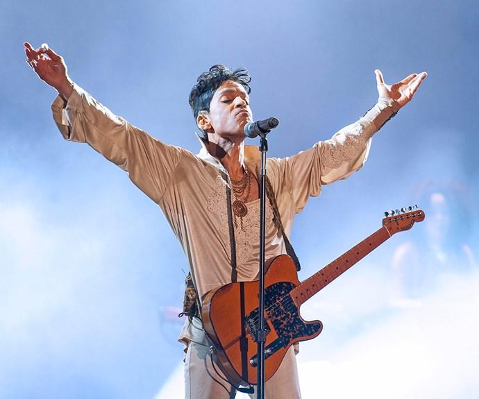 Prince won seven Grammy Awards throughout his career.