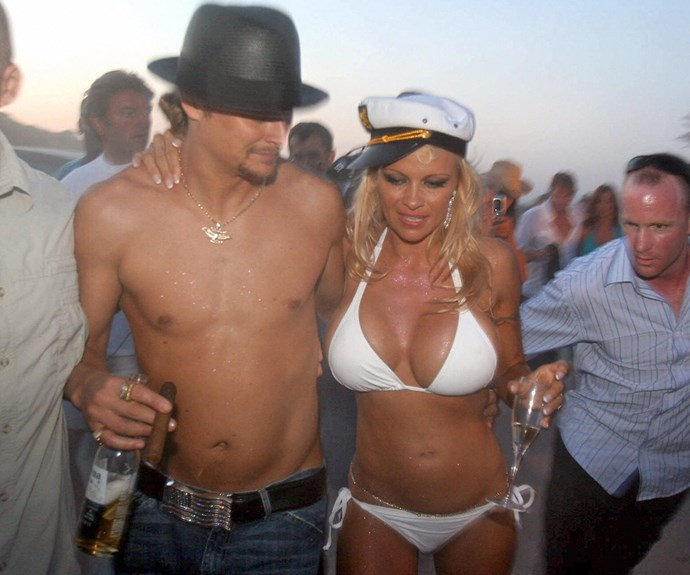 Sadly, the good vibes from their Saint Tropez wedding celebrations were short-lived and they divorced just four months later.