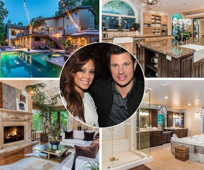 Nick Lachey and his wife Vanessa are selling their LA based, Encino home. The pair have listed the 1981 home that boasts six bedrooms, seven and a half bathrooms and a pool, for a casual $3.995 million. The couple who tied the knot in 2011 are the proud parents to four-year-old  Camden and their one-year-old daughter Brooklyn. In the past, the 98 Degrees singer has admitted he'd like to raise his family in Ohio.