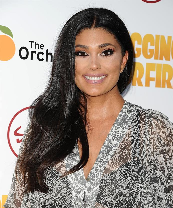 "Stylist Rachel Roy became the first woman speculated as ""Becky""."