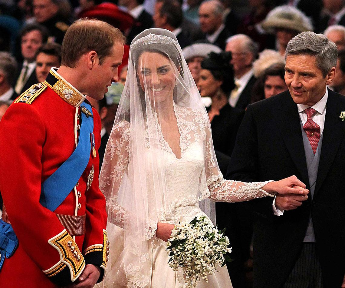 In 2011, Prince William and Kate became husband and wife in a ceremony watched by millions the world over.