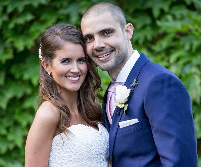 The last couple standing! Erin and Bryce met on season two of *Married At First Sight.*