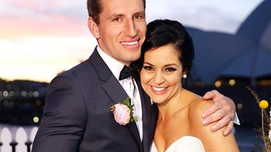 Married at First Sight star Mark Hughes moves on