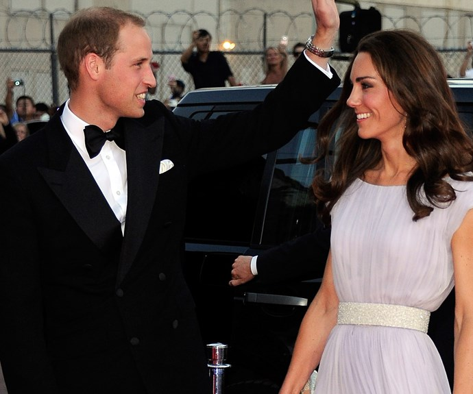 """We did become very close friends from quite early on,"" Kate remembered."