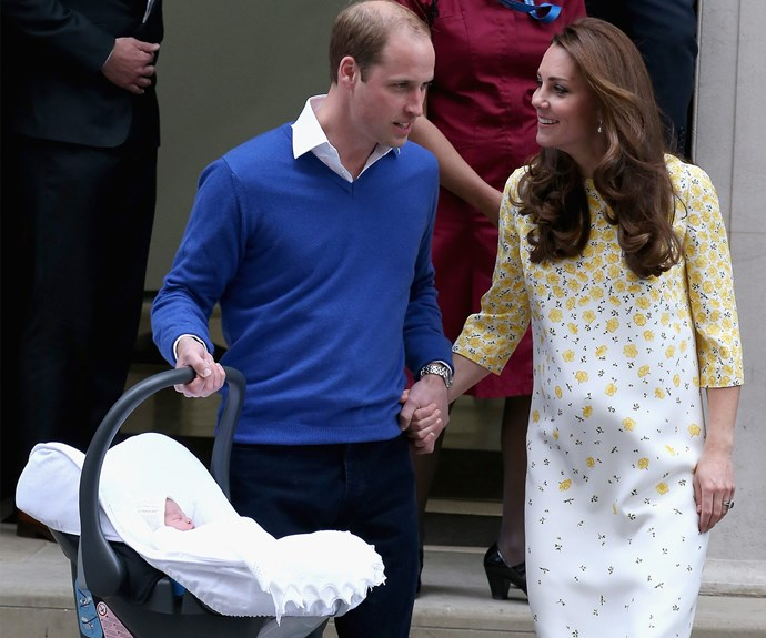 "In 2015, their cheeky monkey was joined by his darling sister, sweet Charlotte. ""I'm a lot more emotional than I used to be, weirdly,"" Wills admitted after welcoming his second child."