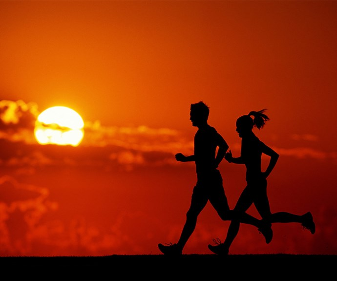 Once you work your run into your daily routine, it will become second nature!