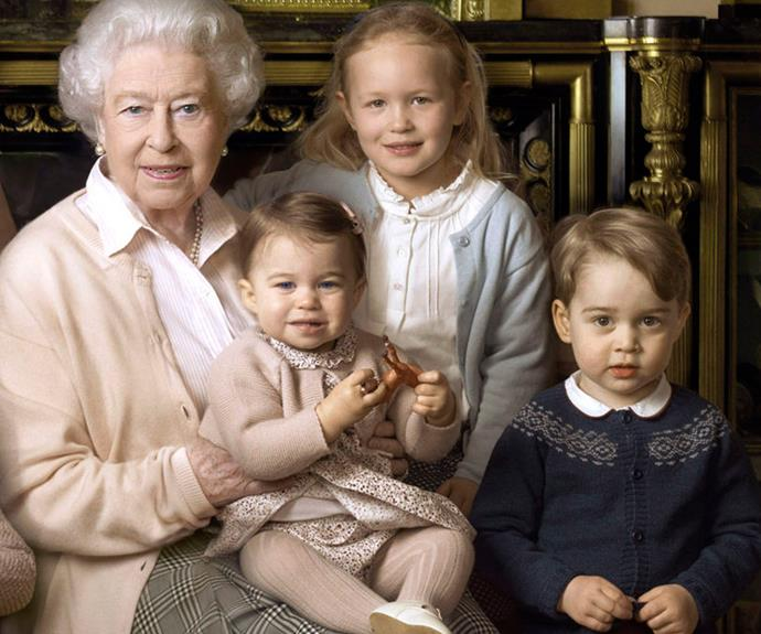 """It's safe to say that all around the world a collective """"aww"""" could be heard when the Queen shared these stunning new portraits for her 90th birthday."""