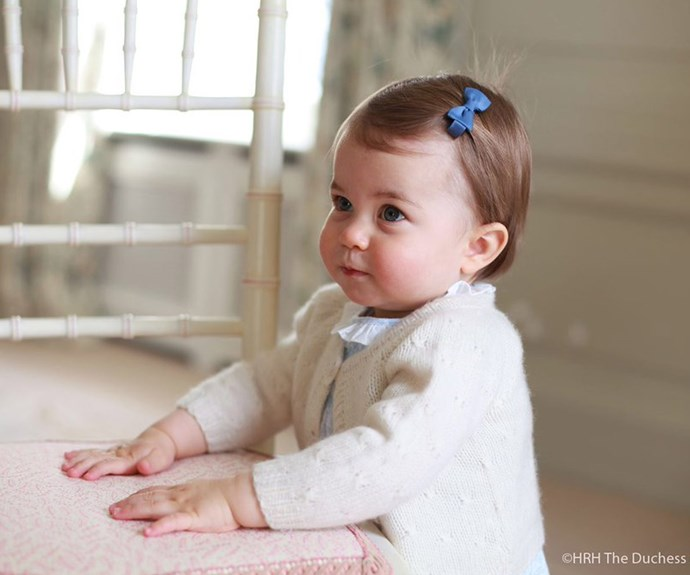 Princess Charlotte's first birthday!