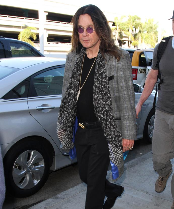 Ozzy is said to be lost following the split.