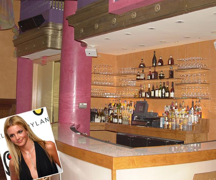 """Here's a fun one - did you know Britney Spears once dabbled in the hospitality business? In 2002, the pop princess was the brains behind Nyla. The New York joint embraced Brit's Southern taste buds with meals like friend chicken, crab cakes and corn and chipotle mash. It eventually went belly up and the star stepped down as owner. """"I wish the restaurant and its current ownership continued success,"""" she said at the time."""