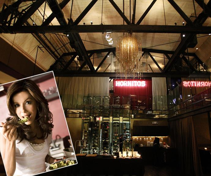 It may have been short-lived but Eva Longoria's Beso restaurant in Hollywood was hugely popular back in 2008, offering Latin fare with a classic steakhouse twist.