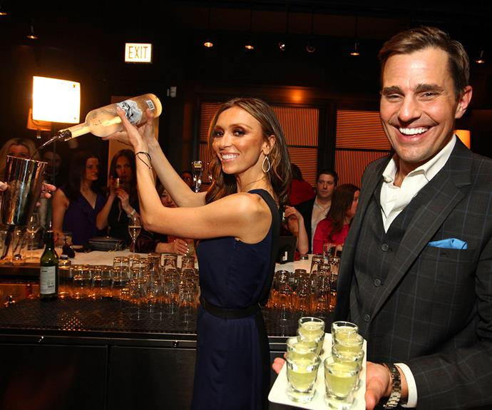 What can't this couple do? Giuliana and Bill Rancic, who are the stars of their own reality show, are the proud owners of the RPM Italian restaurants, which first launched in Chicago. The menu boasts mouth-watering options like steak, seafood and of course, amazing pasta recipes from Giuliana's own mother. **Watch the the couple cook up a storm with Giuliana's mum in the next slide. Gallery continues after the video...**
