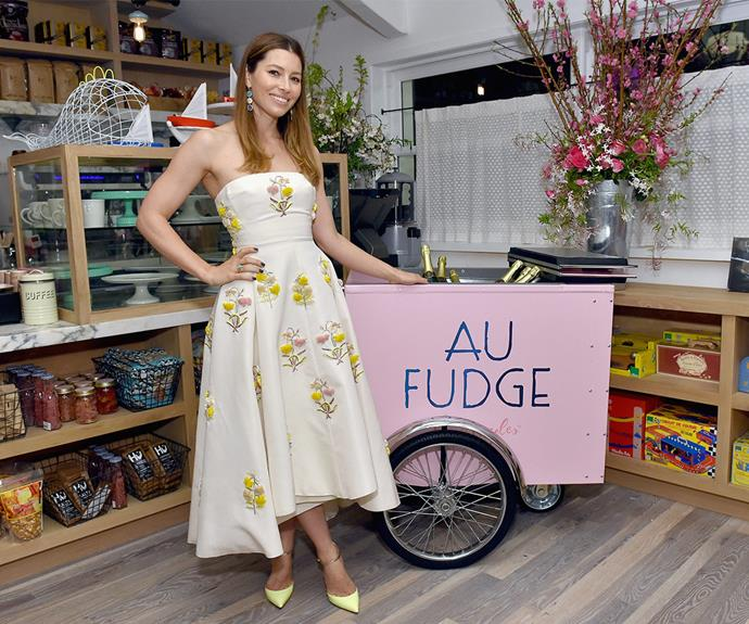 Not to be outdone by her hubby, this year Jessica Biel unveiled her take on nutritious dining, with Au Fudge in West Hollywood. Pitched as a healthy restaurant for kids and parents alike, the stylish space has already become a favourite among the A-list.