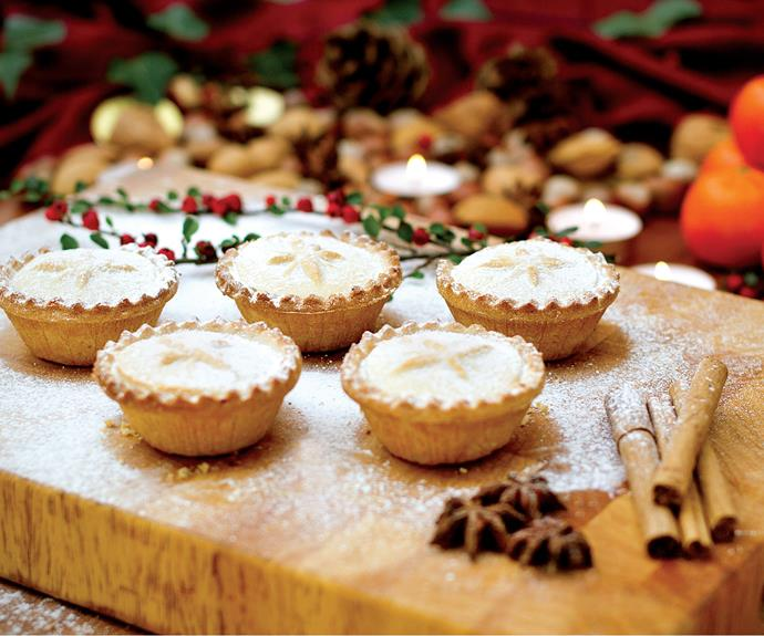 Just because cinnamon is on the list, it does not mean you can indulge in mince pies. Use it as a sugar substitute in your coffee.