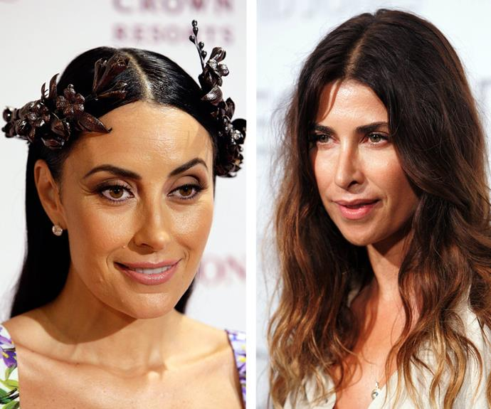 We think Terry Biviano (L) and Jodhi Meares (R) would make for a very entertaining addition.