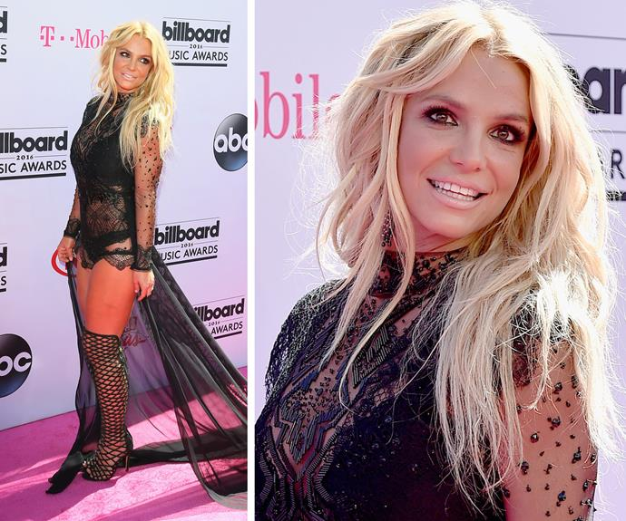 Britney Spears is the woman of the moment! The starlet was honoured at the 2016 Billboard Music Awards with the Millennium Award.