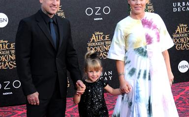 Pink and Carey Hart welcome a beautiful boy together!