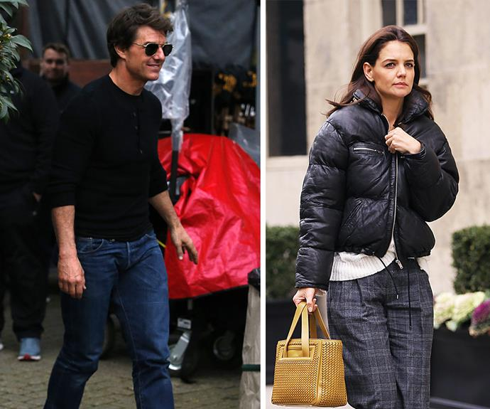 TomKat divorced in 2012, with Katie receiving full custody of their daughter.
