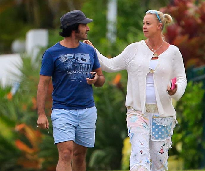 It looks like Lisa Curry's romance with Elvis impersonator Mark Andrew Tabone, 49, is stronger than ever!