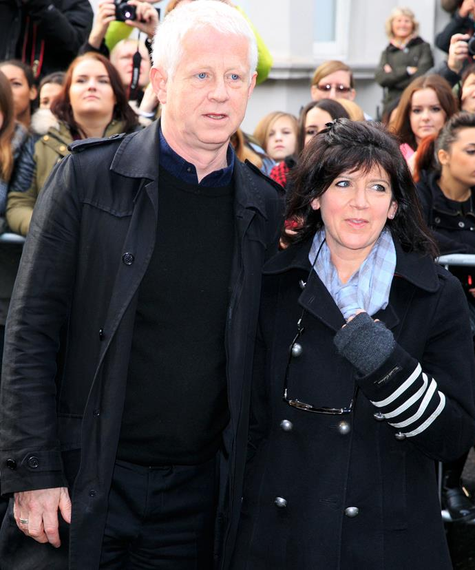 Richard Curtis and wife Emma have been friends with Kate since before the birth of their son in 1997.