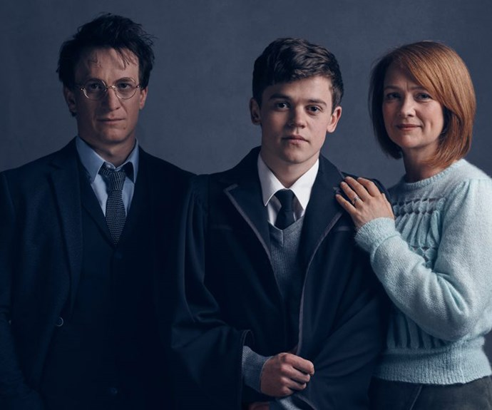 Introducing the new Potter family!