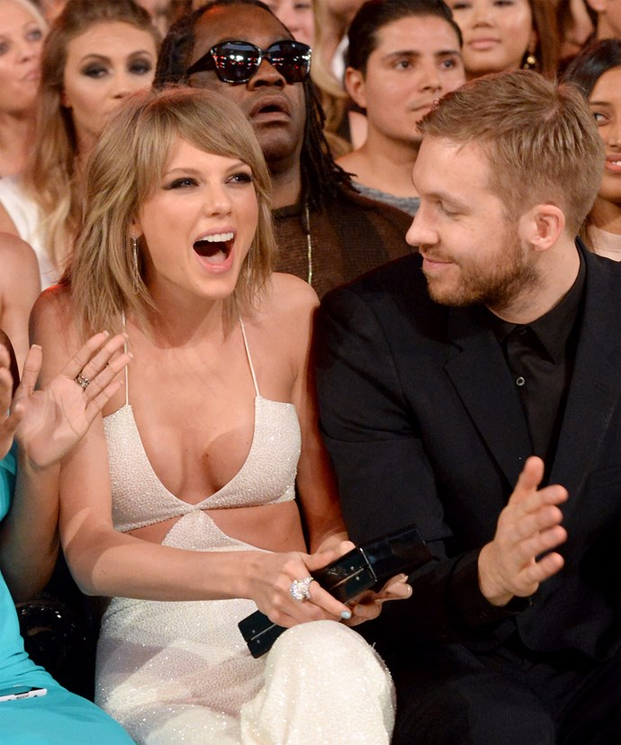 The sweet couple looked the perfect picture of happiness at the Billboard Music Awards.