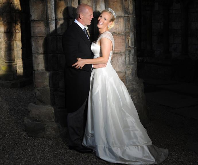 The couple began dating in 2003, and tied the knot in 2011.