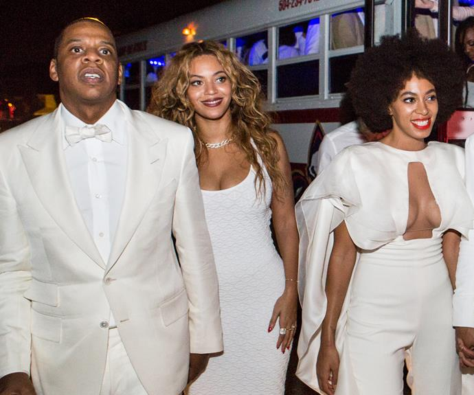 Can you imagine if Solange was also there? #Dreams