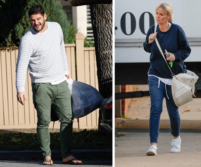 "Alex and Brendan Fevola's rekindled romance is getting stronger – they've moved back in together six months after reuniting. The mum-of-three recently admitted remarrying ""isn't on the cards'', her footy beau clearly has other plans, adding, ""that's what she thinks.'"""