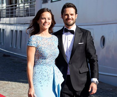 Prince Carl Philip and Princess Sofia celebrate first wedding anniversary