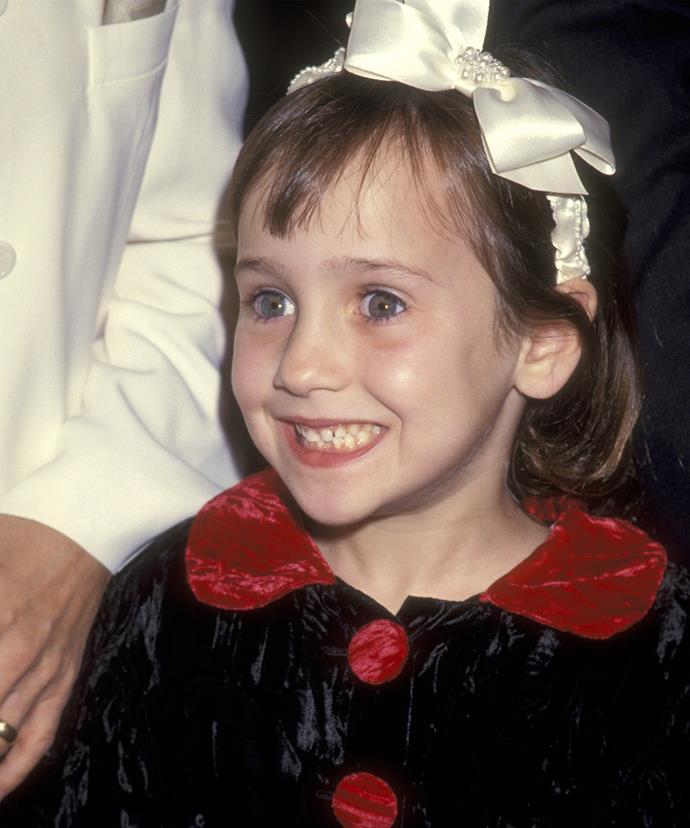 Mara rose to fame at age six.