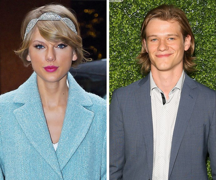 "They met on the set of Taylor's *You Belong With Me* video, but her fling with Lucas Till apparently lacked the passion to go the distance. The model told *MTV*, ""We dated for a little bit, but there was no friction because we were too nice."""