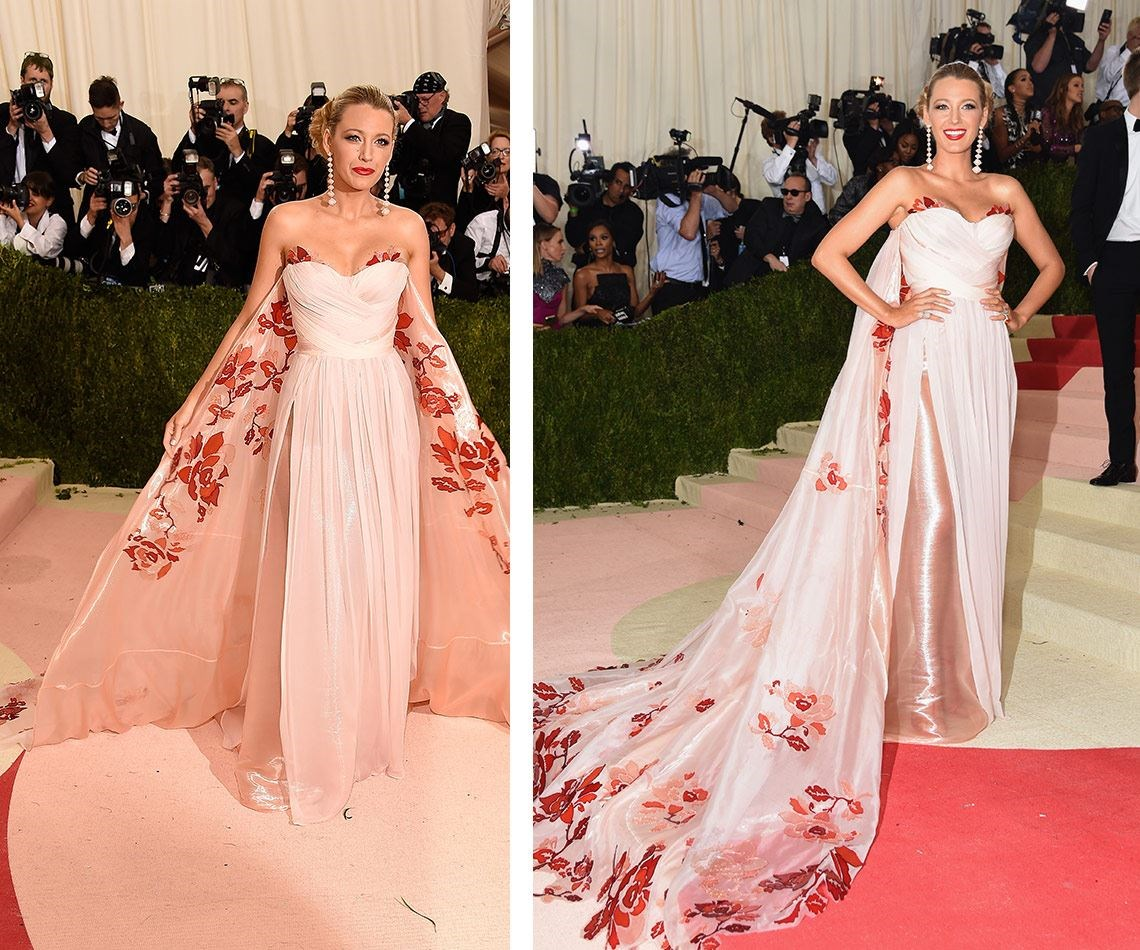 At the Met Gala this year, she brought her A-game to the red carpet with a gorgeous strapless gown.