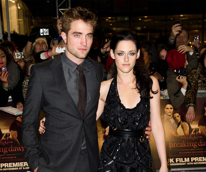 "**Robert Pattinson and Kristen Stewart** They were the it-couple at the time, with their every move closely monitored by paparazzi and *Twlight* fans. In 2012, photos emerged of Kristen getting a little too close to Rupert Sanders, the director she'd been working with for *Snow White and the Huntsman*. At the time, the 44-year-old director was married to Liberty Ross, with whom he shares two children. Speaking of the scandal in last year's *Marie Claire* magazine, Kristen explained, ""I lit my universe on fire and I watched it burn. Speaking very candidly, it was a really traumatic period in my early 20s that kick-started something in me that was a bit more feral."""