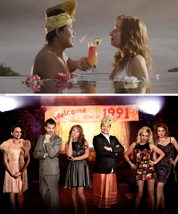 Australia took Ketut into their hearts watching the AAMI ad campaign