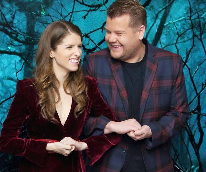 Anna and James make the perfect entertainment duo!