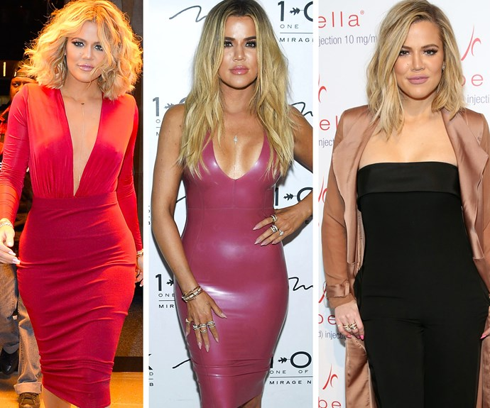 "2016 has definelty been Khloe's sultriest! ""I'm feeling good. I've worked very hard on my body so I think now I can sex it up a little!"""
