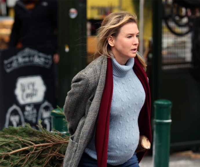 Bridget's pregnant... but who's the father?