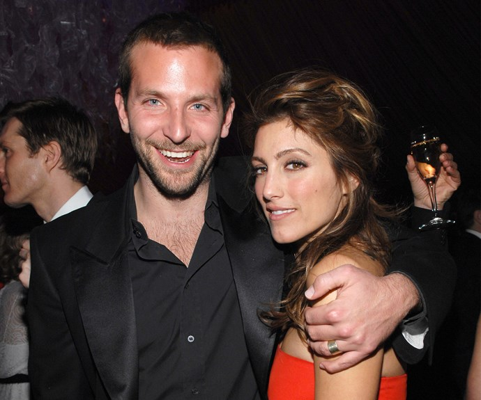 """**Four months:** Bradley Cooper and Jennifer Esposito was married in December 2006, with the actress filing for divorce in May 2007. Fast forward to 2014 and Jennifer released a book in which she slammed an ex... Bradley. She went so far as to call him a """"master manipulator"""" and said she was """"walking on eggshells""""."""
