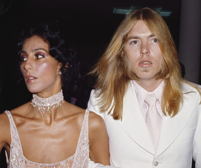 **Nine days:** That's right, just nine days after she wed Gregg Allman in Las Vegas in 1975, Cher filed to have the marriage dissolved. She had also just finalised her divorce from Sonny Bono three days before.