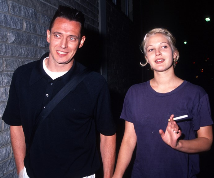 **Six weeks:** Drew Barrymore's marriage to Jeremy Thomas made her 9-month stint with Tom Green seem like a lifetime. It was the actress' first marriage and happened when she was just 19 years of age.
