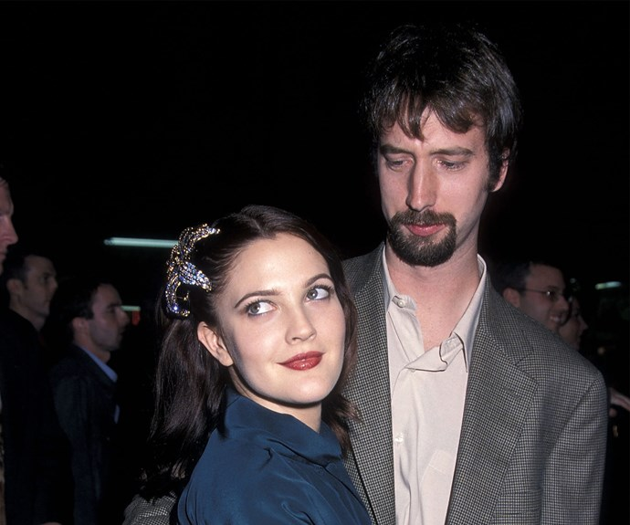 """**9 months:** Drew Barrymore and Tom Green announced their shock marriage in 2011. 9 months later, the pair announced their divorce. Opening up about the relationship, Tom said, """"All of that was part of that sort of crazy, whirlwind of a time."""""""