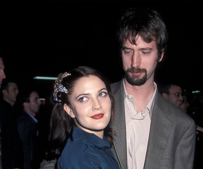 "**9 months:** Drew Barrymore and Tom Green announced their shock marriage in 2011. 9 months later, the pair announced their divorce. Opening up about the relationship, Tom said, ""All of that was part of that sort of crazy, whirlwind of a time."""