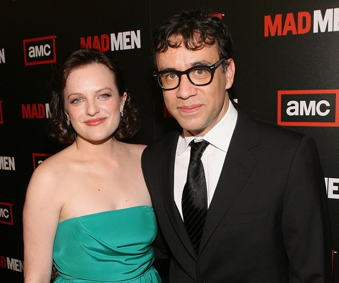 """**Eight months:** Opening up about their short-lived marriage in New York magazine in 2014, Elisabeth Moss said the whole experience was """"extremely traumatic and """"awful and horrible"""". The actor himself also told Howard Stern that he was a """"terrible husband"""" during their tumultuous relationship."""