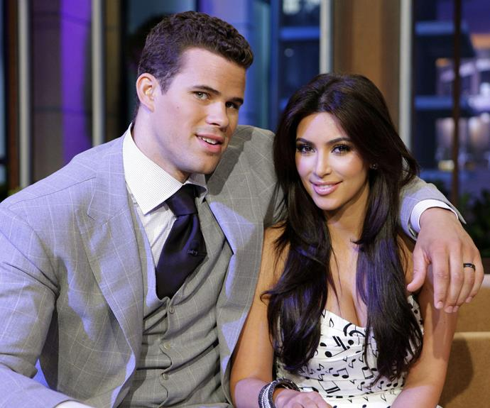 **72 days:** Kim Kardashian married basketball star Kris Humphries in an extravagant wedding in 2011. It's believed she made $2.7 million from the televised event.