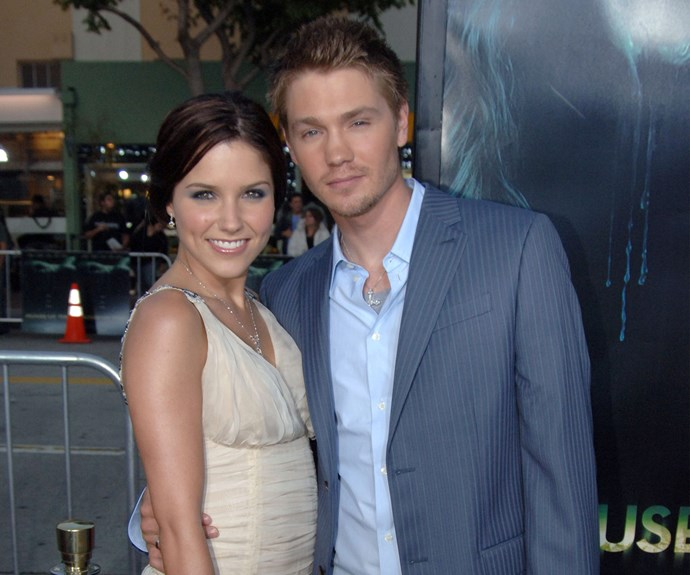 """**Five months:** Former *One Tree Hill* co-stars Sophia Bush and Chad Michael Murray married in 2005. When asked about her ex in an interview    on *Watch What Happens Live*, the actress said, """"We were two stupid kids who had no business being in a relationship in the first place."""""""