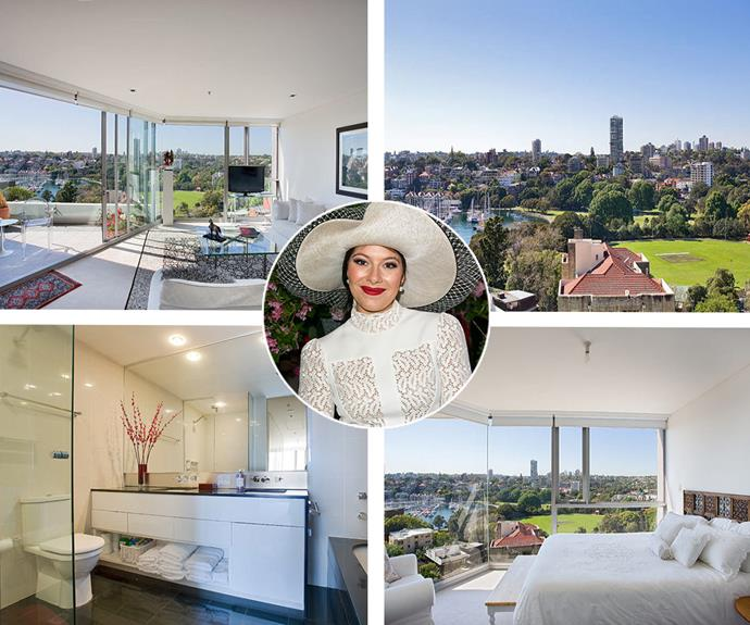 The 21-year-old niece of billionaire James Packer, Francesca Packer Barham, has purchased this stunning Elizabeth Bay home for a cool $2.1 million. The two-storey apartment features two bedrooms, two bathrooms and boasts and array of luxury amenities such as a pool, spa and gym.